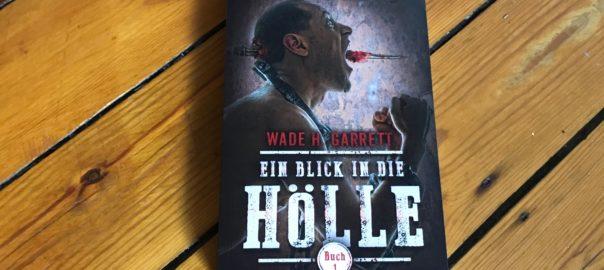 Buchcover Ein Blick in die Hölle