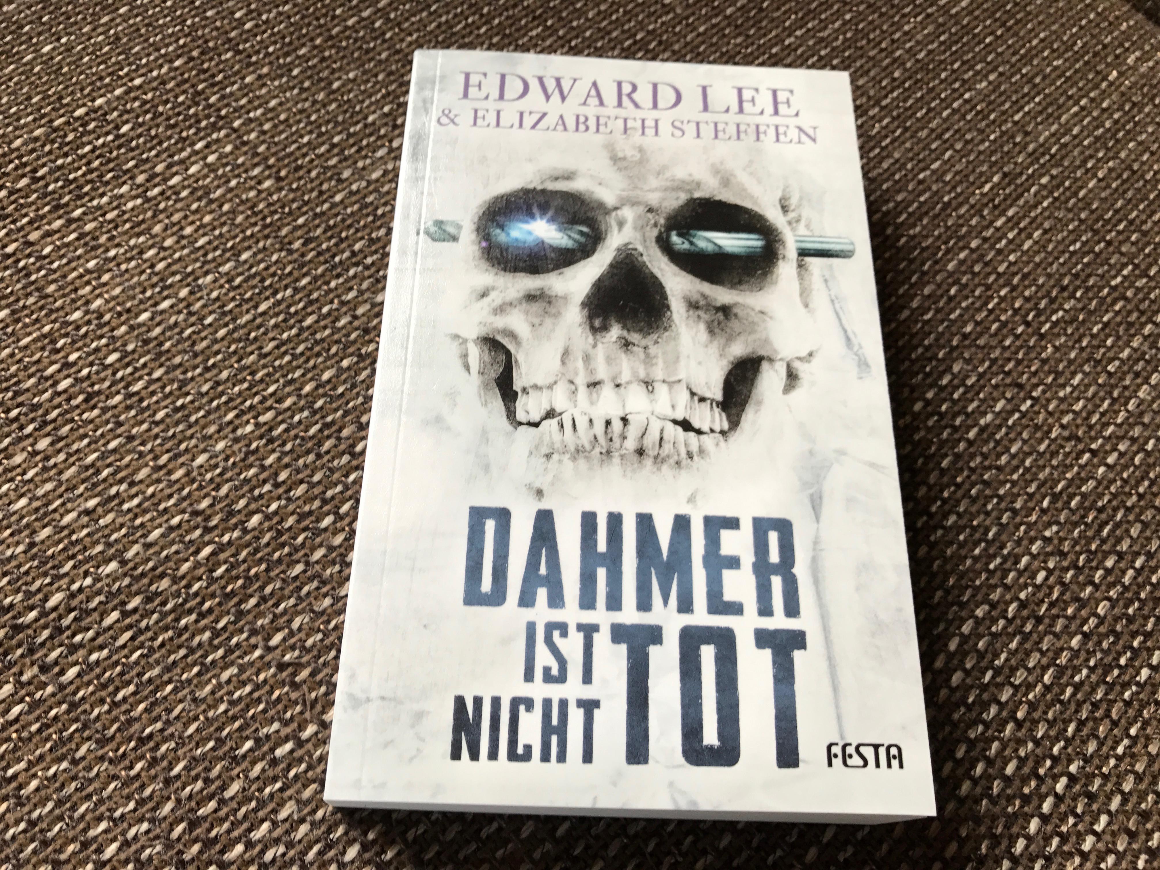 Buchcover Dahmer ist nicht tot