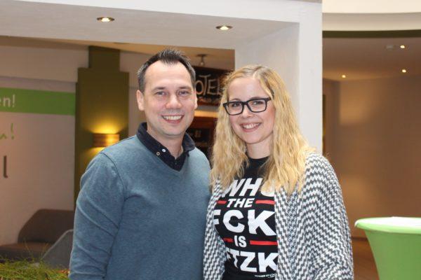 Sebastian Fitzek und ich
