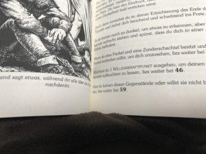 Blick ins Buch Greystar - Der junge Magier