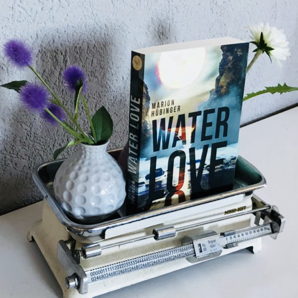 Water Love Cover