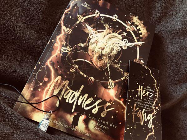 Madness - Im Land der tickenden Herzen
