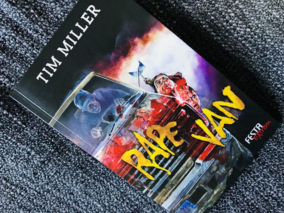 Rape Van von Tim Miller