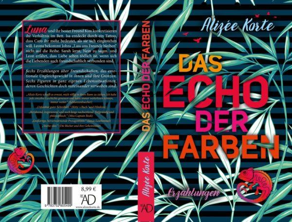 Das Echo der Farben Cover