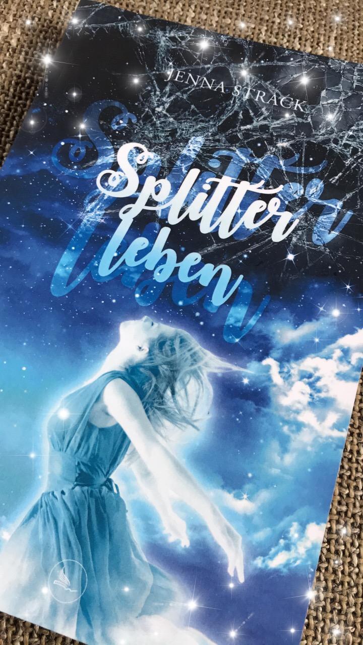 Splitterleben Cover