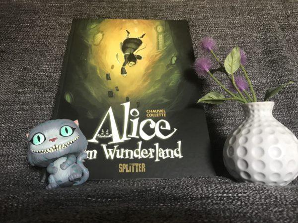 Alice im Wunderland Splitter Verlag