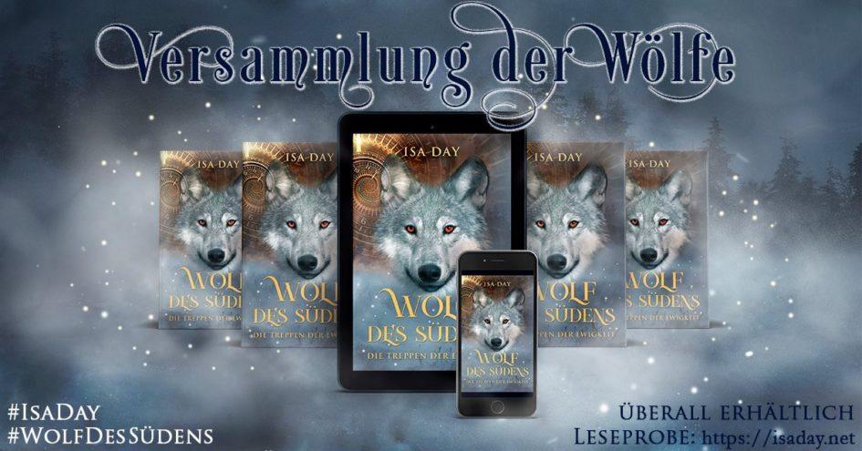 Versammlung der Wölfe