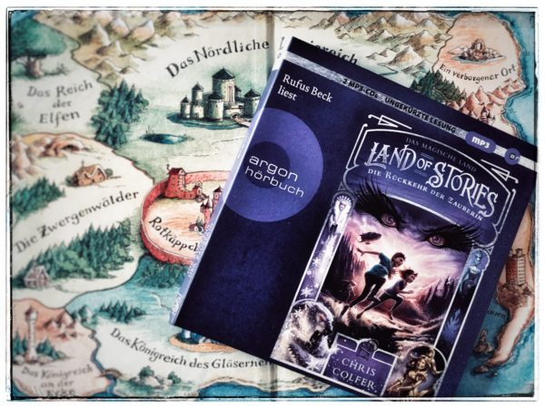 Land of Stories - Die Rückkehr der Zauberin